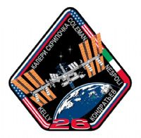 Expedition 26 Mission Decal